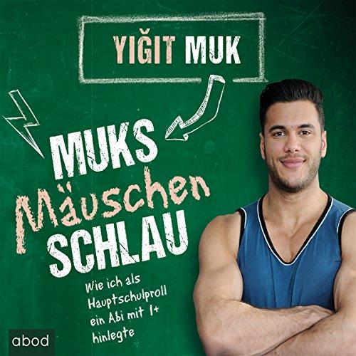Muksmäuschenschlau audiobook cover art