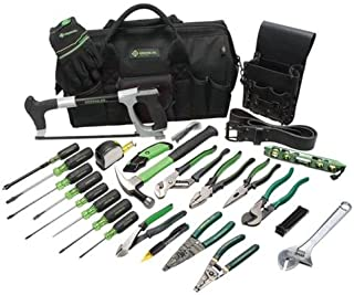 Greenlee 0159-11 MASTER ELECTRICIAN KIT
