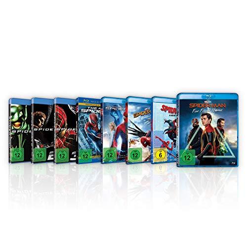Spider-Man Sammlung [Blu-ray] | Im Bundle heute 26% reduziert