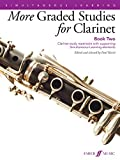More Graded Studies for Clarinet Book Two: Clarinet Study Repertoire with Supporting Simultaneous Learning Elements: 2