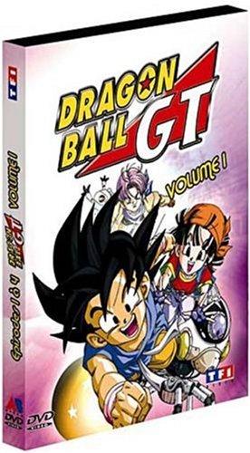 Dragon Ball GT, vol. 1