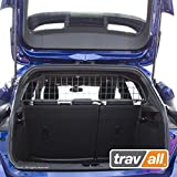 Travall Guard Griglia di Protezione Compatibili con Ford Focus 5 Porte Hatchback (2010-2018) TDG1302 – Griglia Divisoria Specifica in Acciaio Dolce