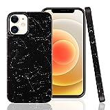 GOLINK Case Designed for 5.4 inch iPhone 12 Mini(2020 Release),Space Series Slim-Fit Ultra-Thin Anti-Scratch Shock Proof Dust Proof Anti-Finger Print TPU Gel Case-Stars