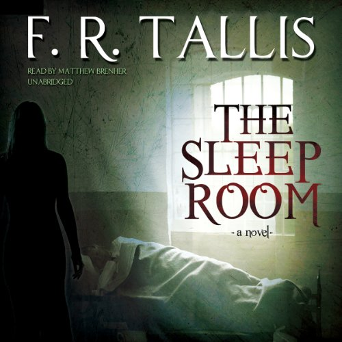 The Sleep Room audiobook cover art