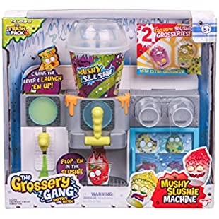 GROSSERY GANG Mushy Slushy Playset