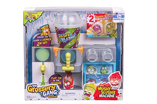 Grossery Gang The Mushy Slushie Playset