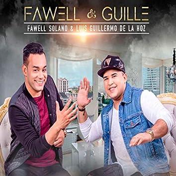 Fawell Solano y Luis Guillermo de la Hoz