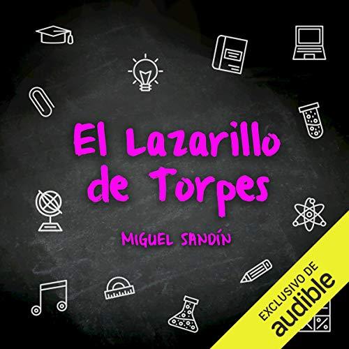 Diseño de la portada del título Lazarillo de Torpes