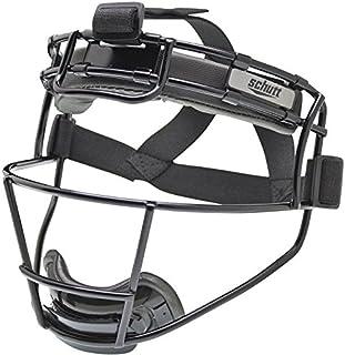 Schutt Youth Softball Fielder`s Face Guard Black
