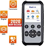 Autel MaxiLink ML629 OBD2 Scanner ABS/SRS/Engine and Transmission 4 Systems Related Diagnostic Scan
