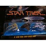 65825 マイクロマシーン スタートレック ディープスペースナイン STAR TREK DEEP SPACE NINE Micro Machines