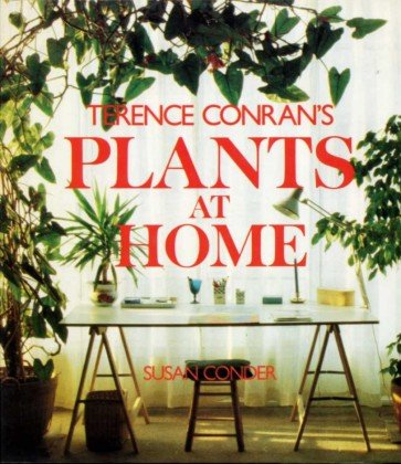Terence Conran's plants at home