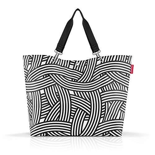 Reisenthel Damen Shopper-ZU1032 Shopper, zebra, XL