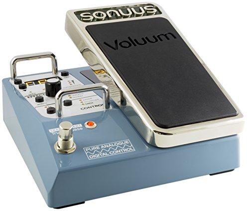 Sonuus Voluum Volume-Based/Pedal Multi-Effect for Guitar and Bass