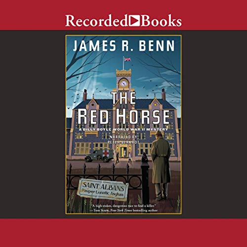 The Red Horse  By  cover art