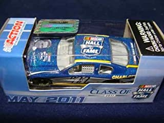 David Pearson 2011 Nascar Hall of Fame Class of 2011 1/64 Action Diecast Car