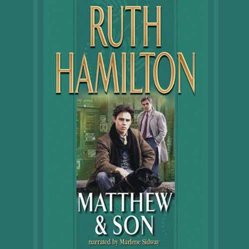 Matthew and Son audiobook cover art