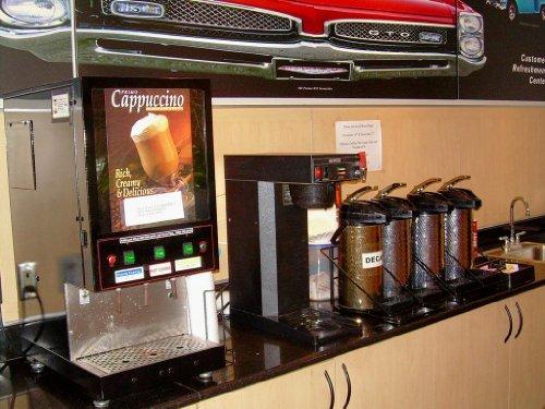 Cafetera Roja  marca