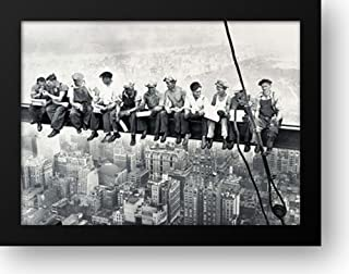 Lunchtime Atop a Skyscraper, c.1932 16x14 Framed Art Print by Ebbets, Charles C.