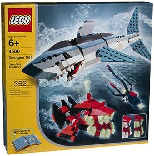 LEGO  Deep Sea Protators