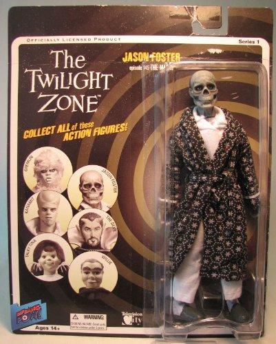 Bif Bang Pow! The Twilight Zone Series 1 Action Figure Jason Foster