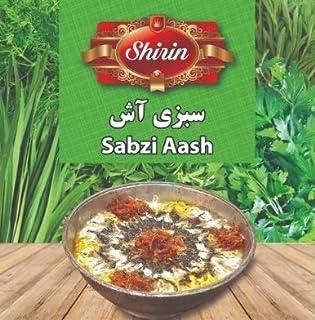 SHIRIN Aash-sabzi Herb Mixture 6.40 OZ (180 Grams)
