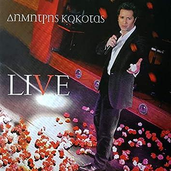 Dimitris Kokotas Live