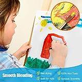 Immagine 1 wostoo colori acrilici vernice acrilica