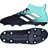 adidas Ace 17.3 FG Homme Chaussures Football Noir Bleu