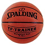 Spalding TF-Trainer Weighted Men's Basketball, 6 lbs, 29.5'
