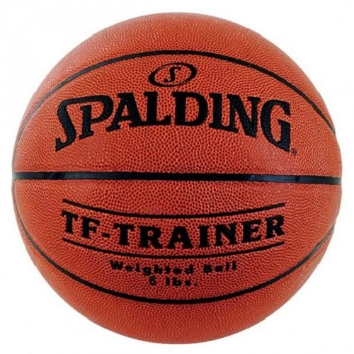 Spalding TF-Trainer Weighted Men's Basketball, 6 lbs, 29.5""