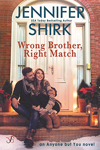 Wrong Brother, Right Match by Jennifer Shirk ebook deal
