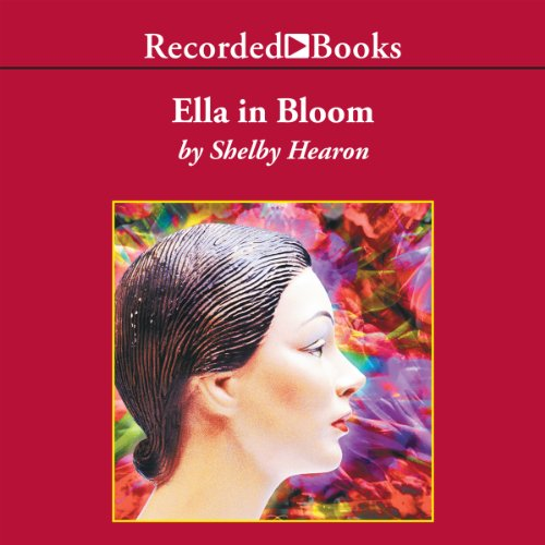 Ella in Bloom audiobook cover art