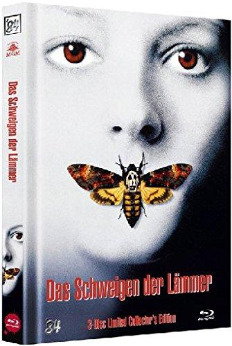 Das Schweigen der Lämmer [Blu-ray] [Limited Collector's Edition] [Limited Edition]