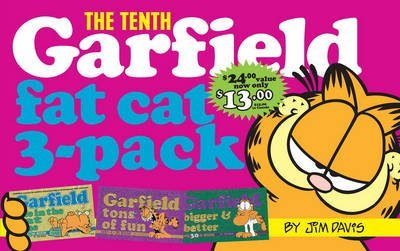 [Garfield Fat Cat: Pack of 3] (By: Jim Davis) [published: February, 1999]