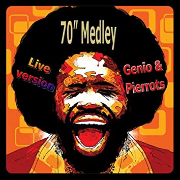 """Medley 70"""": You are the first,my last,my everything / Black is black / Disco inferno / You should be dancing / Don't ler me be misunderstood (Live Version)"""