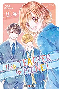 This Teacher is Mine! Edition simple Tome 11