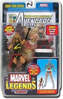 Toy Biz Marvel Legends Giant Man Series - Warbird Figure (Wal-Mart Exclusive)