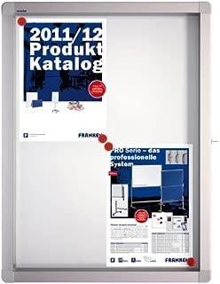 100 x 60 cm Franken CC-MM60100 E Lavagna magnetica con montaggio a parete