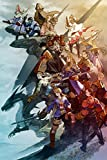 PrimePoster - Final Fantasy Tactics Poster Glossy Finish Made in USA - YFTA009 (24' x 36' (61cm x 91.5cm))