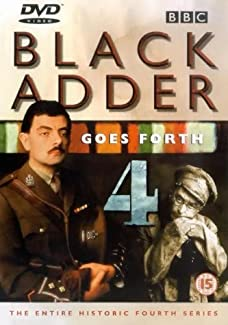 Blackadder Goes Forth 4 - The Entire Historic Fourth Series
