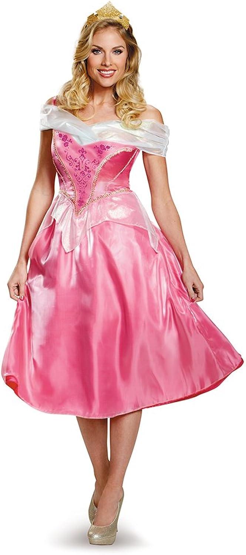 venta de ofertas Disguise mujer Deluxe Aurora Fancy Dress Costume Small Small Small  precio mas barato