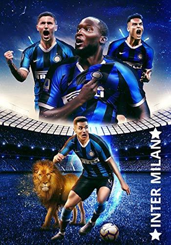 Inter Milan: Football Notebook I Inter Diario