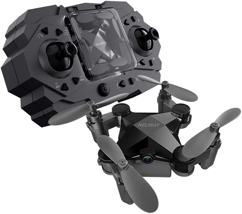 te hará satisfecho LEDU Drone Plegable y cámara HD Mini Aviones Aviones Aviones en Tiempo Real de transmisión de imágenes en Tiempo Real Video Mantiene un Modo sin Cabeza Alto  calidad garantizada