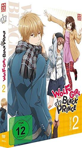 Wolf Girl & Black Prince - Vol. 2 - [DVD] [Alemania]