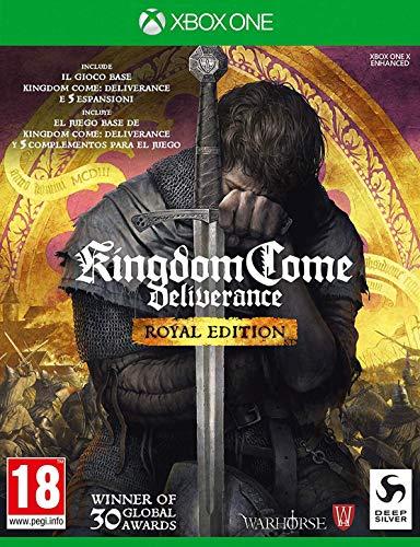 Kingdom Come Deliverance Royal Edition - Ultimate - Xbox One