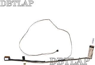 DBTLAP Cable de Pantalla Compatible para MSI GT72 MS1781 K1N-3040023-H39 Cable LCD 30PIN