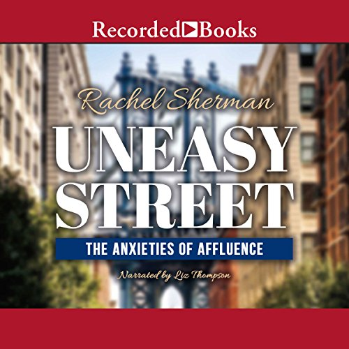 Uneasy Street audiobook cover art