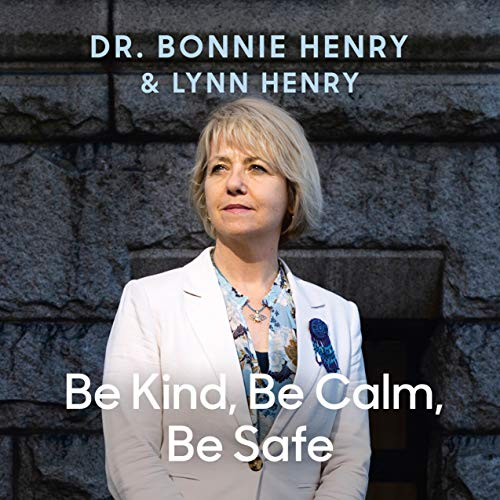Be Kind, Be Calm, Be Safe cover art