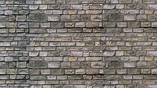 Vollmer 47366 Mauerplatte Mauerstein